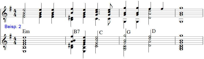 schöner fremder mann chords