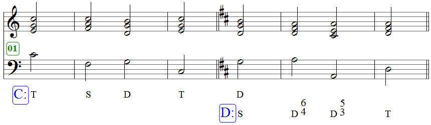 Modulation musik